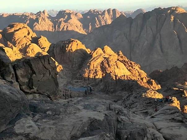 Moses Mountain, Saint Catherine Monastery, Sinai