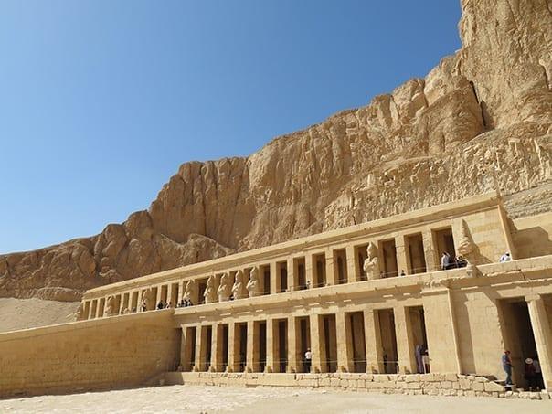 Deir El-Bahari Temple, Hatshepsut Temple, Luxor- Egypt tours expert