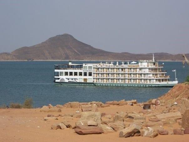 Lake Nasser Nile Cruise, Aswan Dam, Aswan