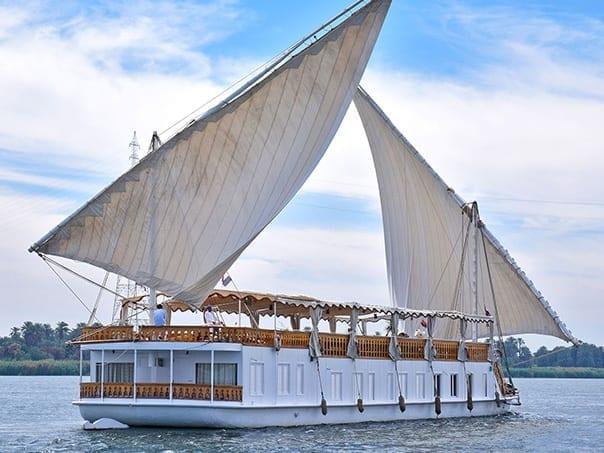 Dahabia Nile Cruise, Nile River, Luxor and Aswan-personalised Egypt tour