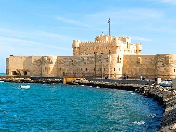 Citadel of Qaitbay, Alexandria, tailor made Egypt tours