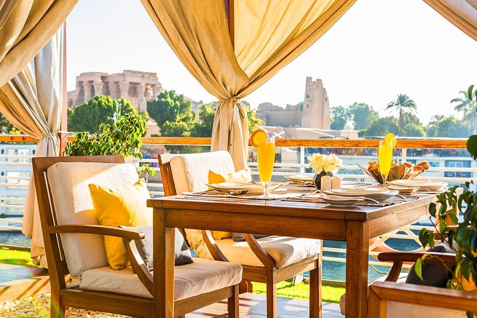 Egypt Enchants 8 Days Nile Cruise