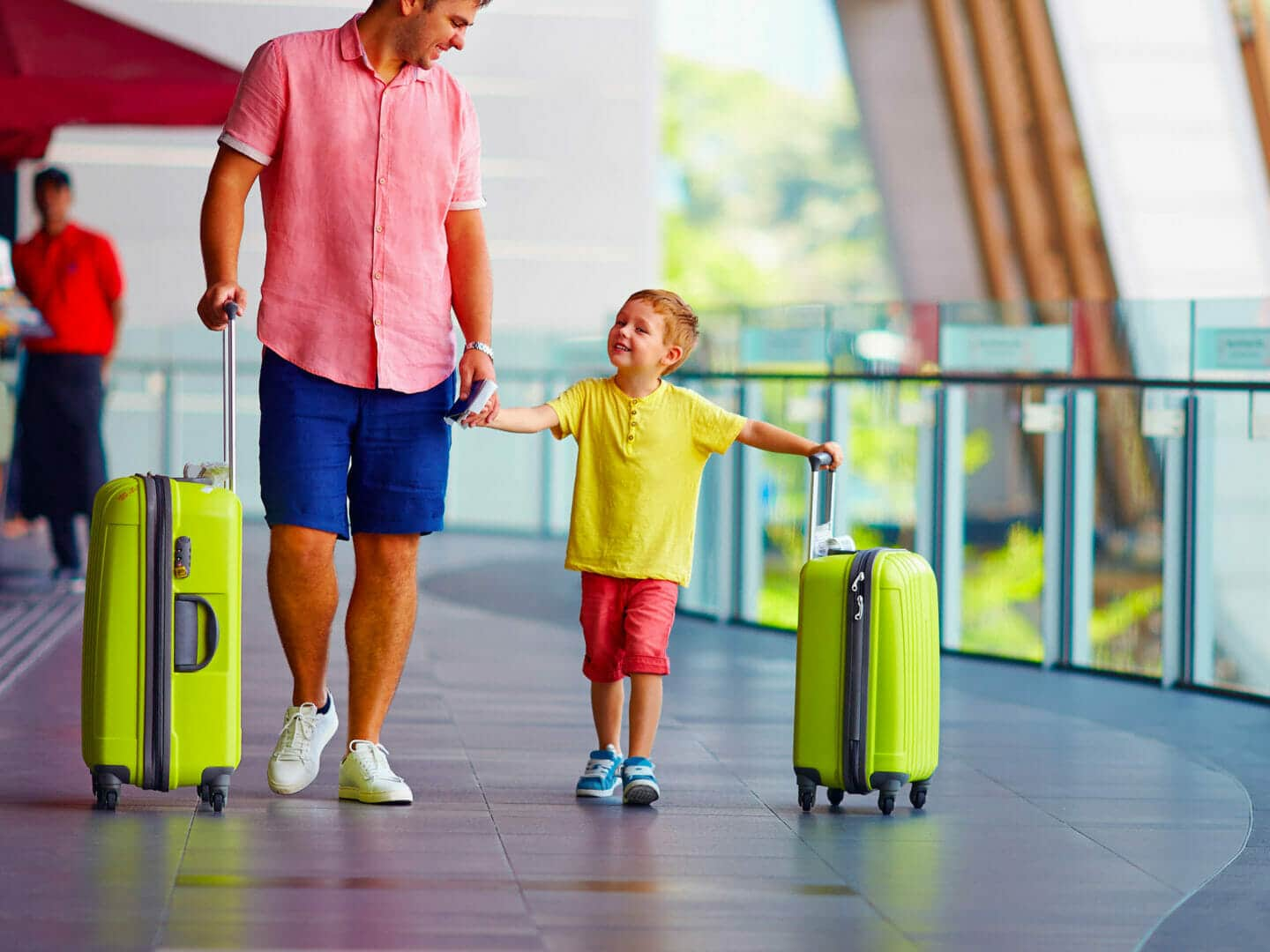 Personal Items in Carry on when traveling with child