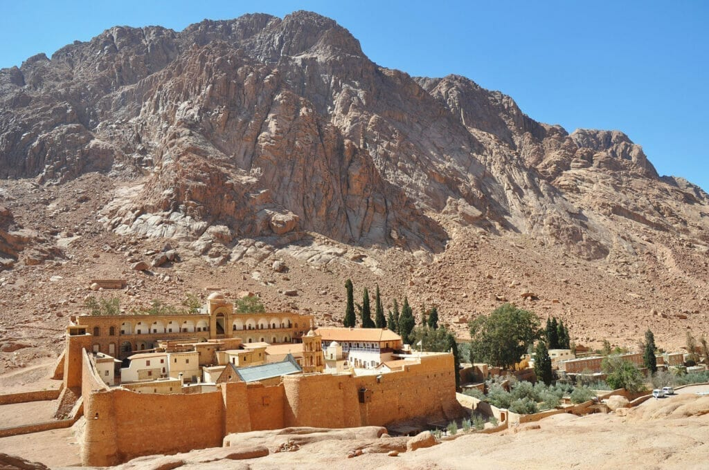 Saint Catherine Monastery and Mount Sinai Egypt