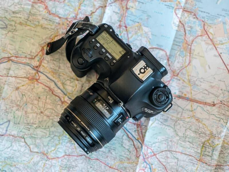 Camera and Travel- Checklist to prepare for a trip in Egypt