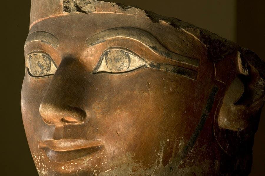Queen Hatshepsut Temple Deir Elbahari Luxor Egypt