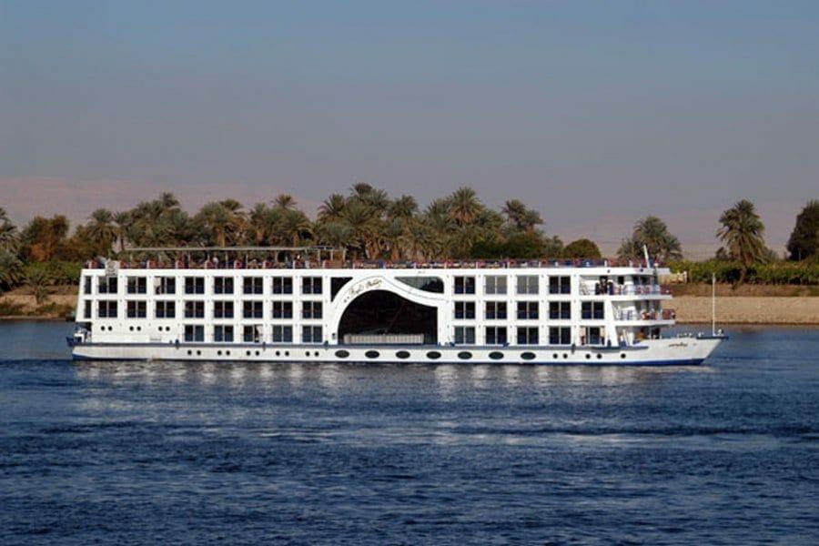 Royal Princess, 5 star Nile Cruise, River Nile, Egypt