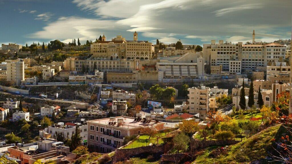 Bethlehem-holy land-Jesus' Birth TownJerusalem
