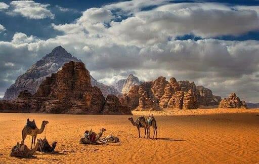 Wadi Rum Full of history