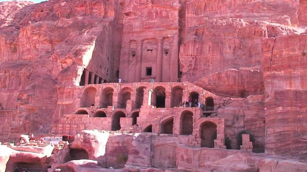 Nabatean Petra- Ruins of Ancient Petra