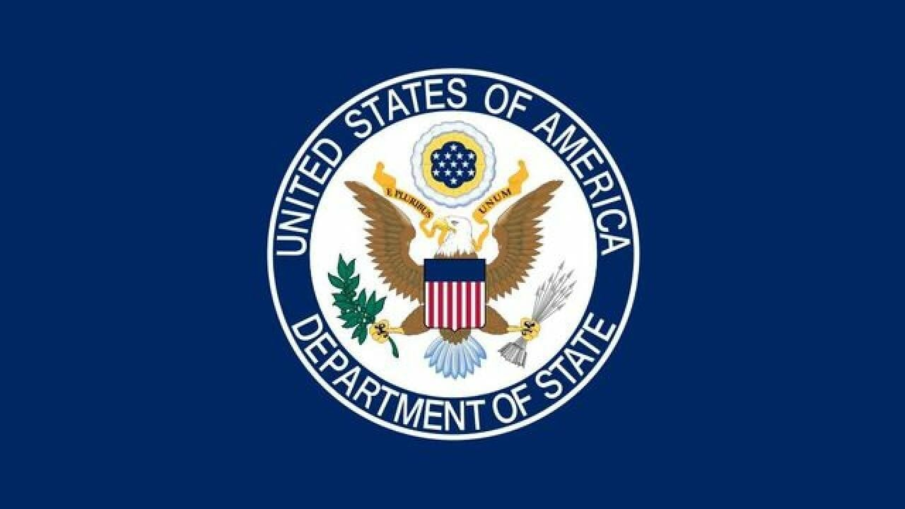 US Department of State lists Egypt as  a safe destination