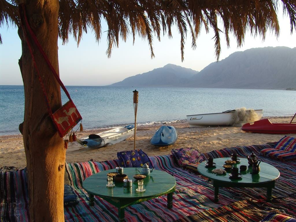 Sharm El Sheikh Red Sea Resort Town with Middle East Feel