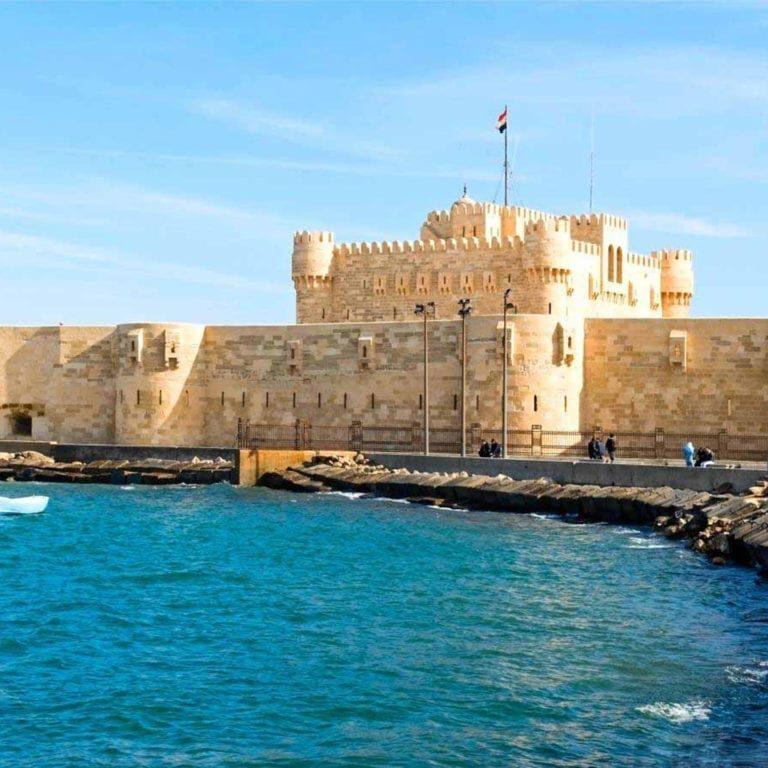 Citadel of Qaitbay,-Alexandria,-Cairo and Alexandria Tour Package- Egypt-Giza Pyramids