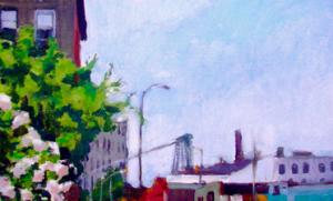 Brooklyn Roses & Williamsburg Bridges Breakfasts