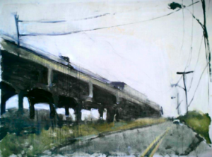 Rockaway Beach A Train, Queens, NYC
