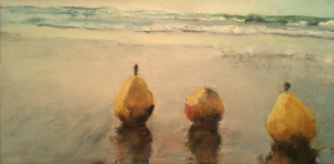 Pears Day out at The Beach