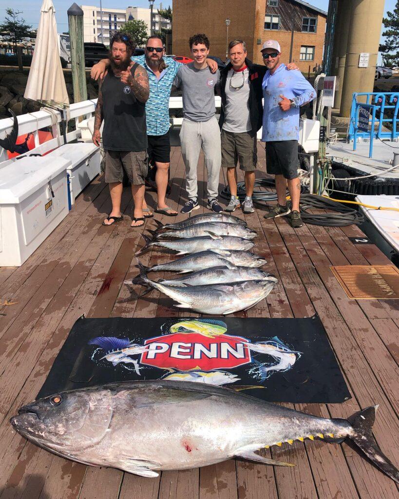 Tuna High Hopes