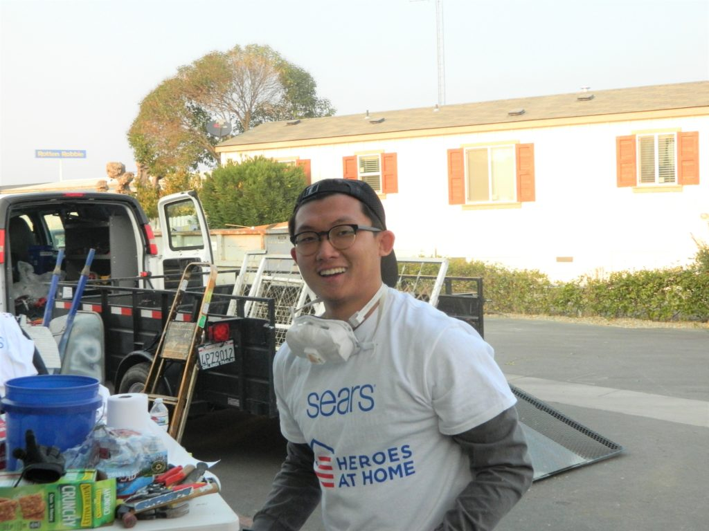 RTSV AmeriCorps Employee Joe Kim