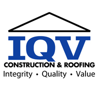 IQV Construction & Roofing Logo