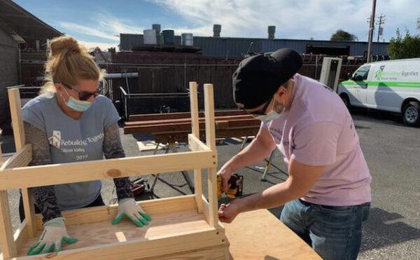 Volunteers -- Safe at Home Program