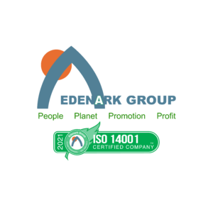 Edenark Group - People Planet Promotion Profit - ISO 14001 Certified Company
