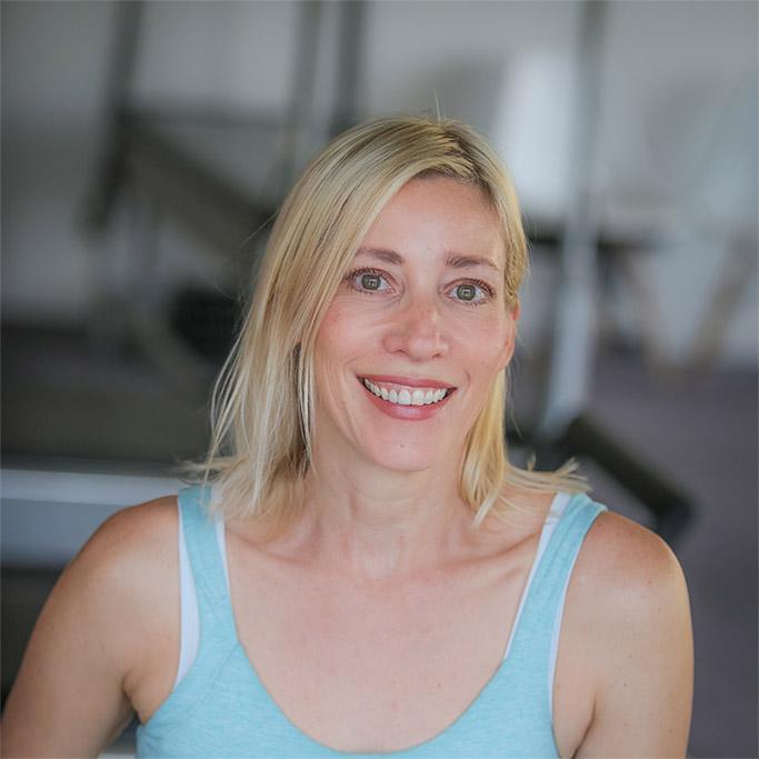 Molly Niles Renshaw Pilates teacher and owner of Phoenix Classical Pilates studio