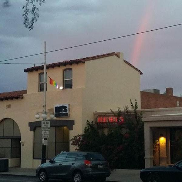 gay bars and straight lgbt aligned bars in tucson and the gaytucson logo
