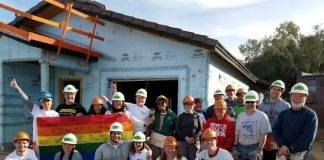 Tucson GLBT Chamber of Commerce at Rainbow Build