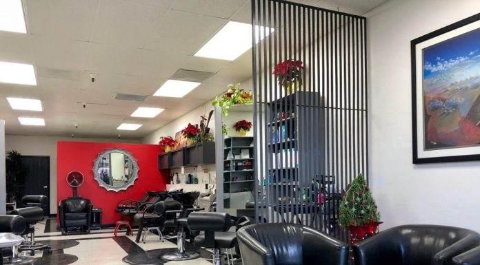 Presidio Hair Studio Entryway