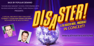 Disaster In Concert - A 70s Disaster Movie Musical