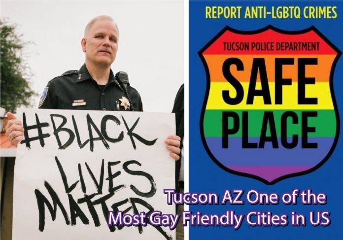 Tucson Arizona Is One of the Most Gay-Friendly Cities In The US