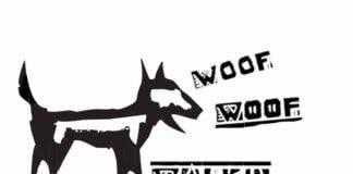 Woof Woof Walkin Logo