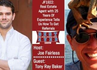 Joe Fairless Interviews Tucson Real Estate Agent Tony Ray Baker