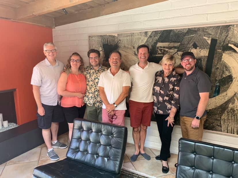 2019 Reveille Mens Chorus Board of Directors