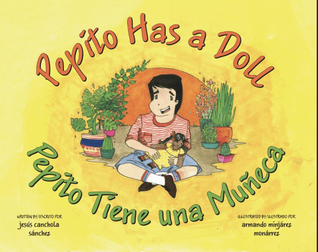 Pepito Has A Doll / Pepito Tiene Una Muneca