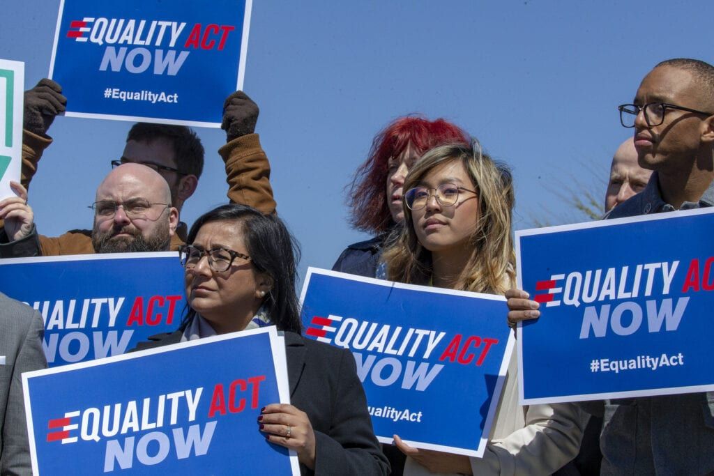 US Senate Must Now Pass the Equality Act
