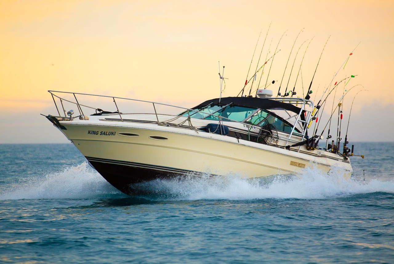 Chicago Fishing Boat