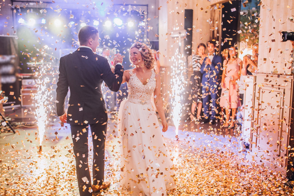 Make your wedding that extra bit special with Halfpint Entertainment