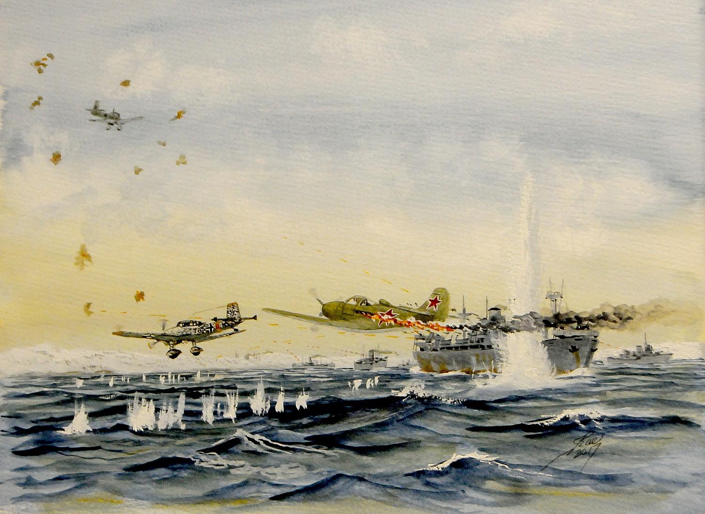 """Liberty's War"" Exhibit at American Merchant Marine Museum Spotlights Unsung Heroes of WWII"