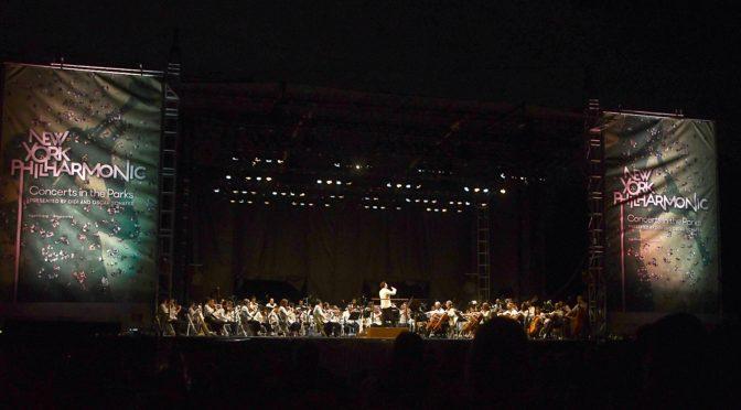 New York City's Summer Outdoor Festival Season Gets Underway