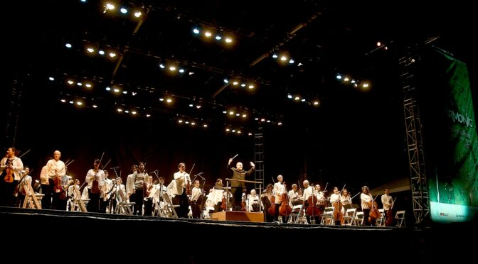 New York Philharmonic Brings 'Priceless Music for Free' Summer Concerts to City Parks