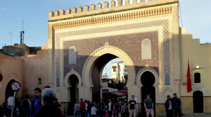 Global Scavenger Hunt: Entranced by the Mystique of Fez, Morocco
