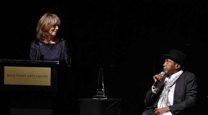 Ben Vereen Honored with Lifetime Achievement Award in Kickoff to 9th Annual Gold Coast International Film Festival
