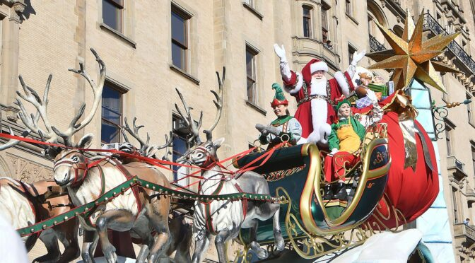 Most Wonderful Time of the Year: New York City Sparkles with Holiday Festivities
