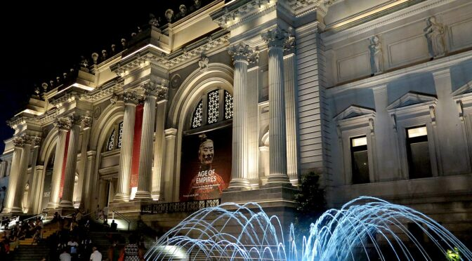 New York City Virtually: Greatest Cultural Institutions, Closed for Coronavirus, Share Exhibits Online