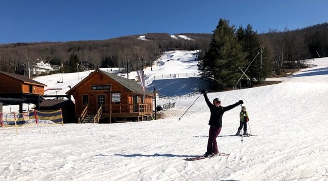 Driveable Winter Destinations: Ski New York's Catskill Mountains
