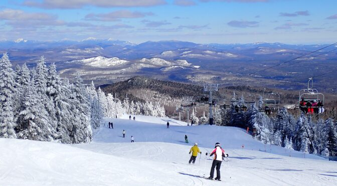 Topnotch Skiing at New York's Gore Mountain in the Adirondacks