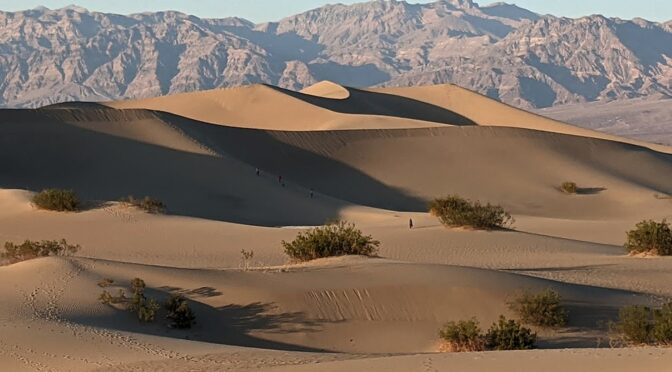 Road Trip: Discovering Death Valley's Treasures, Richer than Gold