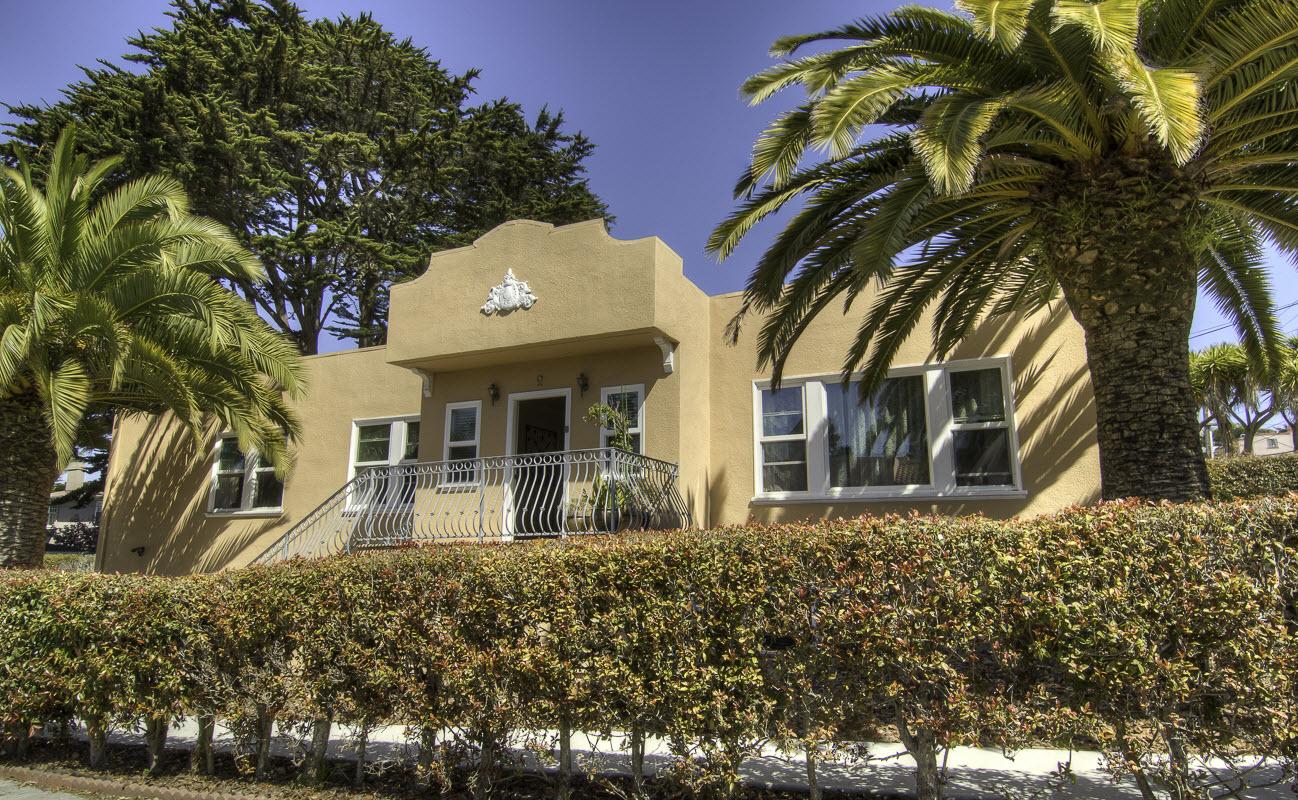 The Pico House Sober Living Home in San Francisco, California