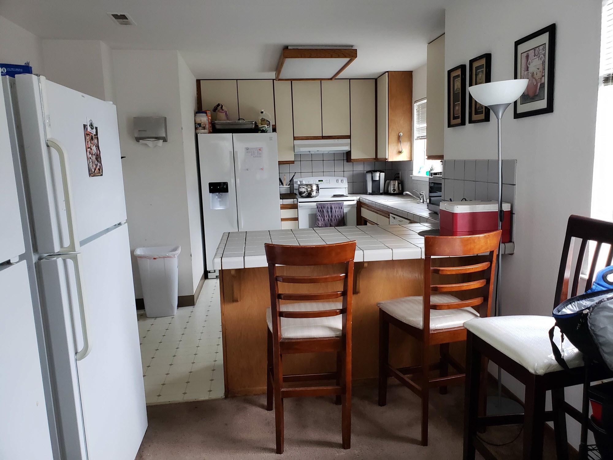 Eldorado Sober Living Homes in San Mateo, California with Upscale Kitchens